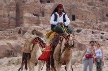 Johnny Depp on the camel?
